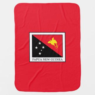 La Papouasie-Nouvelle-Guinée Couvertures De Bébé