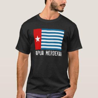 La Papouasie occidentale Merdeka ! T-shirt de