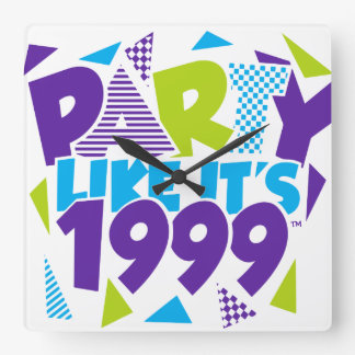 La partie comme elle est 1999® - horloge - la