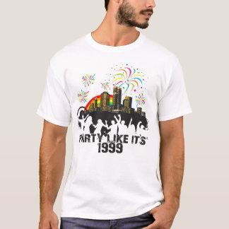 La partie comme elle est 1999® - T-shirt - la