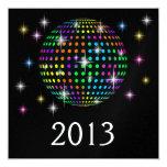 La partie de nouvelle année - SRF Carton D'invitation 13,33 Cm