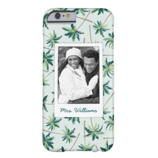 La paume tropicale | de vulpin ajoutent votre coque iPhone 6 barely there