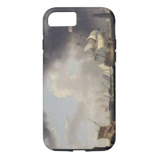 La pêche, c.1764 (huile sur la toile) coque iPhone 8/7