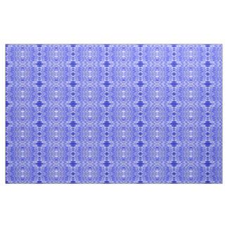 la peinture bleue et blanche strie le tissu