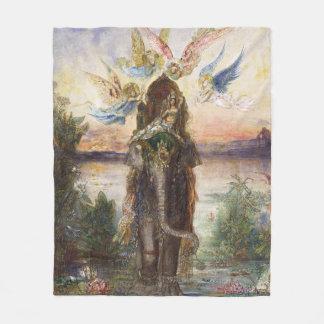 La peinture sacrée d'Elepant (1882) Couverture Polaire