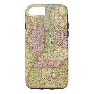 La Pennsylvanie 6 Coque iPhone 8/7