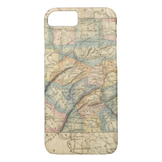 La Pennsylvanie 8 Coque iPhone 8/7