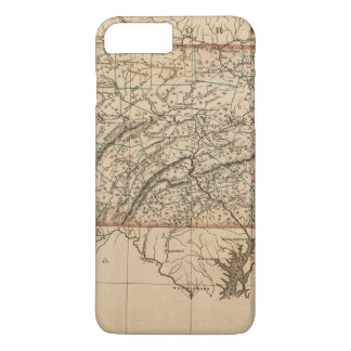 La Pennsylvanie, New Jersey Coque iPhone 8 Plus/7 Plus