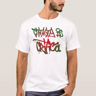 La pensée est critique t-shirt
