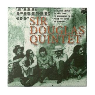 La perfection de monsieur Douglas Quintet Petit Carreau Carré
