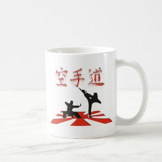La perspective de karaté mugs