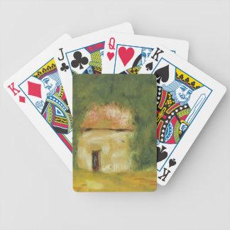 La petite Chambre par Pierre-Auguste Renoir Jeux De Cartes