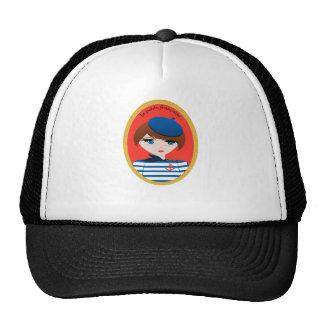 La petite française casquettes de camionneur