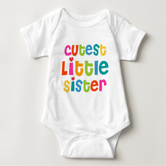 La petite soeur la plus mignonne body