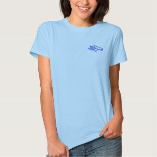 La pièce en t 1 des femmes d'étalons du Kentucky T-shirt
