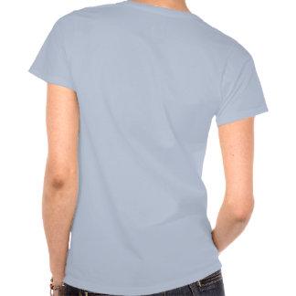 La pièce en t 1 des femmes d'étalons du Kentucky T-shirts