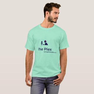 La pièce en t de base de Plex T-shirt