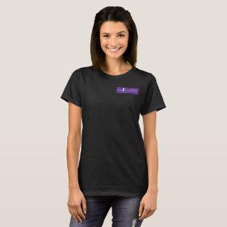 La pièce en t de base des femmes t-shirt