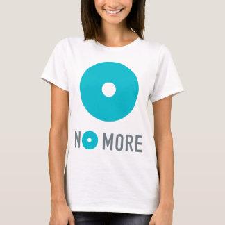 La pièce en t de PAS PLUS de femmes avec de T-shirt