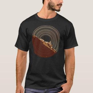 La pièce en t de prévision de mer morte t-shirt