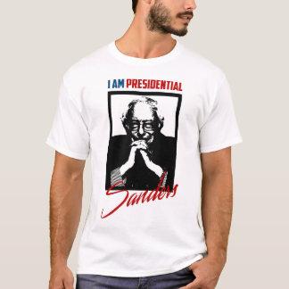 La pièce en t des 2016 hommes présidentiels de t-shirt