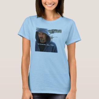 La pièce en t des femmes t-shirt