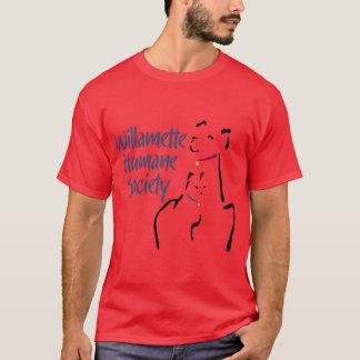 La pièce en t des hommes (aucun décalque arrière) t-shirt