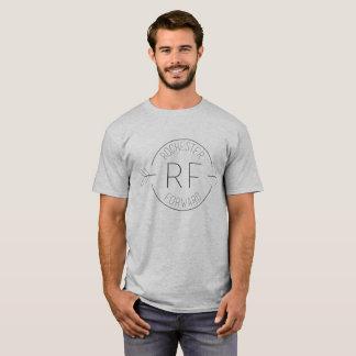 La pièce en t des hommes en avant de Rochester T-shirt