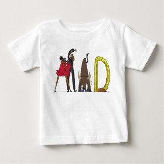 La pièce en t   MADRID, es du bébé (FOLLE) T-shirt Pour Bébé