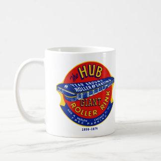 La piste de rouleau de hub Chicago/Norridge Mug