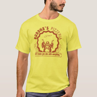 La pizzeria de Bouddha T-shirt