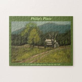 La place de Philip Puzzle
