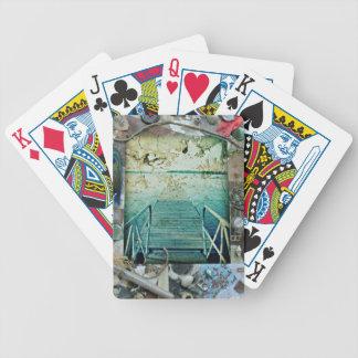 La plage cartes à jouer