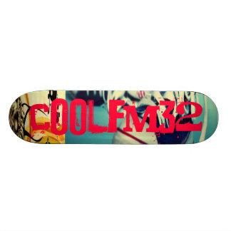 La PLANCHE  COOLFM32 Skateboards Customisés