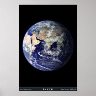 La planète bleue posters