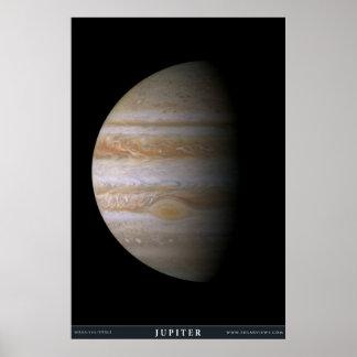 La planète Jupiter Posters