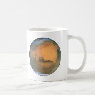 La planète Mars Mug