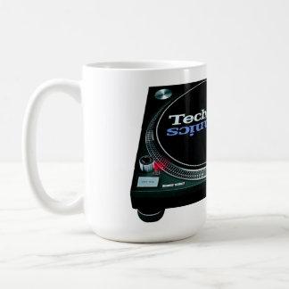 La plate-forme de plaque tournante des TECHNIQUES Mug