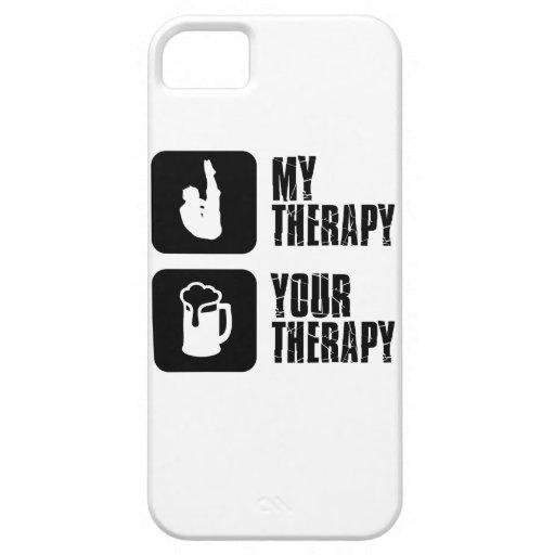 la plongée est ma thérapie coques iPhone 5 Case-Mate