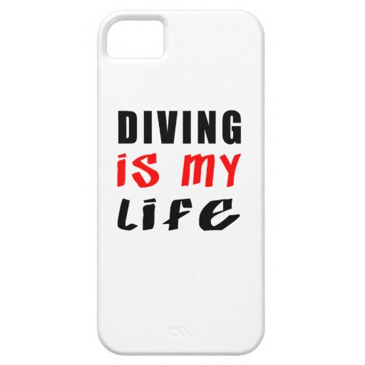 La plongée est ma vie coque iPhone 5