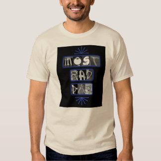 La plupart de T-shirt de papa de rad