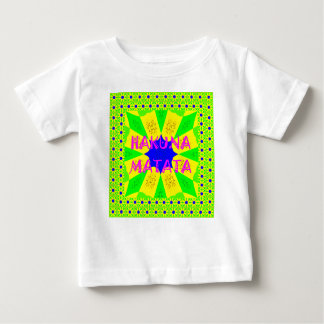 La plus défunte belle conception extraordinaire t-shirt pour bébé