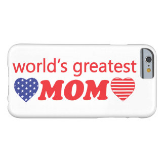 LA PLUS GRANDE MAMAN DES MONDES COQUE BARELY THERE iPhone 6