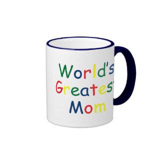 La plus grande maman des mondes tasse
