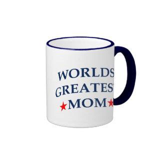 La plus grande maman des mondes tasses à café
