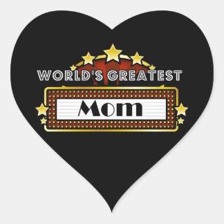 La plus grande maman du monde