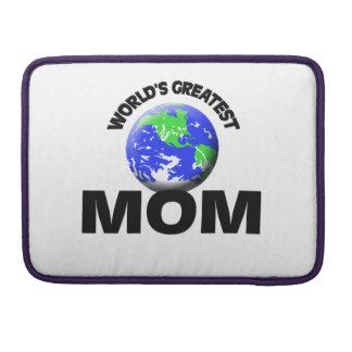 La plus grande maman du monde poches pour macbook pro