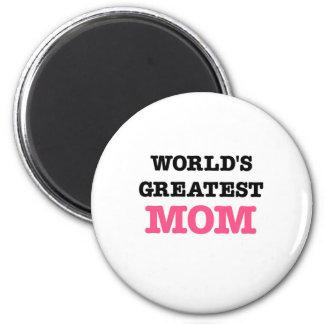 La plus grande maman du monde aimants