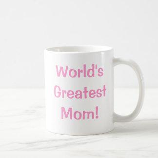La plus grande maman du monde ! mugs