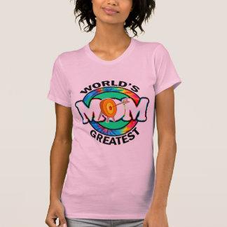 La plus grande maman du monde ; Tir à l'arc T-shirt